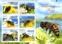Alderney miniature sheets