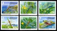 Alderney stamps 2007 onwards