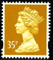 GB machin definitives unmounted mint (U/M)