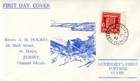 Guernsey Addressed Covers 1940 to date
