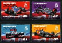 Guernsey stamp sets