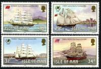 IOM stamp sets 1986-1990