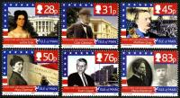 IOM stamp sets 2006-2010