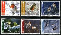 IOM stamp sets 2011-2015
