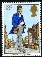 1979 Rowland Hill 13p
