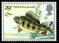 1983 Fishes 29p