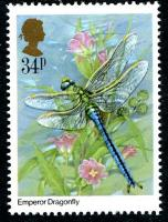 1986 Insects 34p