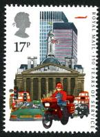 1985 Royal Mail 17p