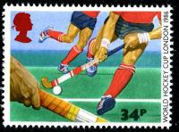 1986 Com'wealth Games 34p