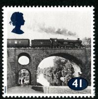 1994 Steam Railways 41p