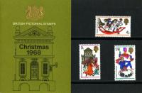 1968 Christmas pack