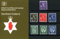 1970 Northern Ireland Regional Pack pre decimal No. 25