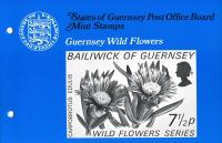1972 Wild Flowers pack