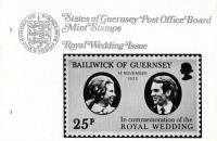1973 Royal Wedding pack