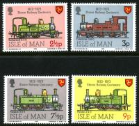 1973 Steam Railways