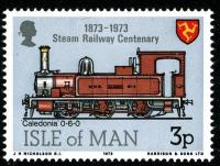 1973 Steam Railways 3p