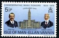 1975 Manx Pioneers in Cleveland 5½p