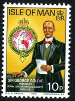 1975 Sir George Oldie 10p