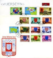 1976 Arms Definitives 4 covers