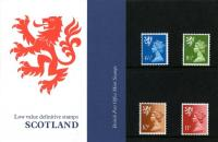 1976 Scotland pack No 85
