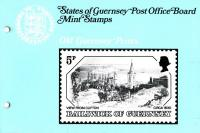 1978 Old Guernsey Prints pack
