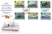 1980 Isle of Man Steam Packet