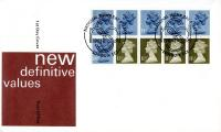 1981 6th May £1.30p National Stamp Day booklet Post Office cover