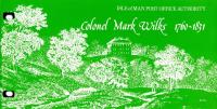 1981 Colonel Mark Wilks pack