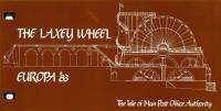 1983 Europa Great Laxey Wheel pack