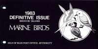 1983 Sea Birds & Queen meduim values pack