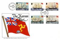 1984 The Karran Fleet