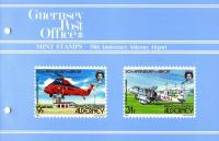 1985 Alderney Airport pack