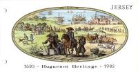 1985 Huguenot Immigration 300th Anniversary pack