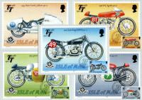 1987 TT Races Cards