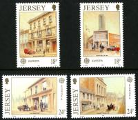 1990 Europa Post Office Buildings