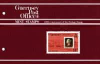 1990 Stamp Anniversary pack