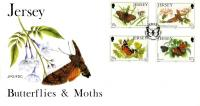 1991 Butterflies & Moths