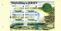 1992 Jersey Shipbuilding pack