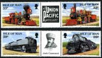 1992 Union Pacific Railway