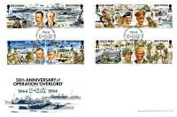 1994  50th Anniversary of D Day