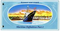 1998 Maritime Heritage Definitives Part 1 pack