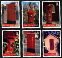 1999 Local Post Boxes