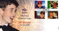 2000 Prince William 18th Birthday