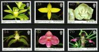 2004 Jersey Orchids 5th issue