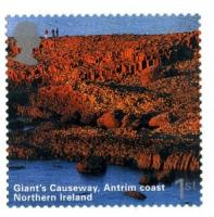 2004 Northern Ireland self adhesive