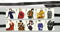 2012 British Fashion pack