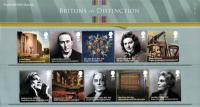 2012 Britons of Distinction pack
