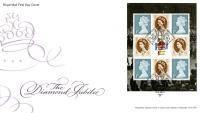 2012 Diamond Jubilee Booklet Pane