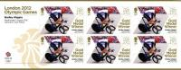 2012 Olympic Games Bradley Wiggings Cycling MS