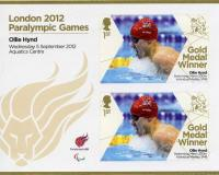 2012 Paralympic Games Olli Hynd Mens 200m Swimming MS
